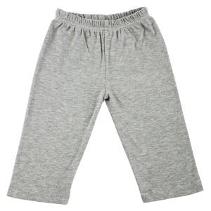 Bambini Heather Grey Pants