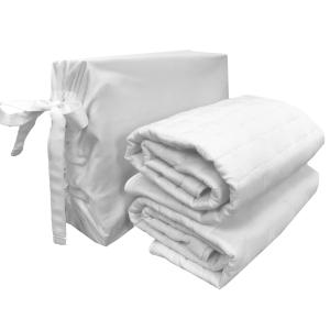 BedVoyage eco-mélange™ Rayon Bamboo Cotton Quilted Standard Shams
