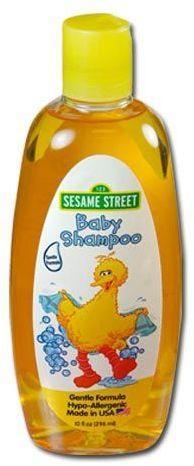Baby Shampoo Sesame Street - 10oz/12pk