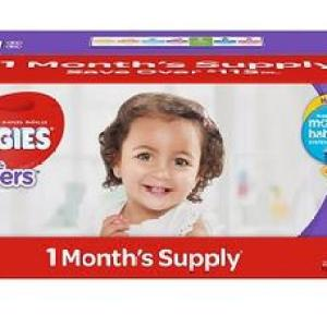 HUGGIES Little Movers Size 4  - 160ct/1pk