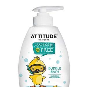 Attitude Little Ones Bubble Bath Pear Nectar - 10oz/6pk