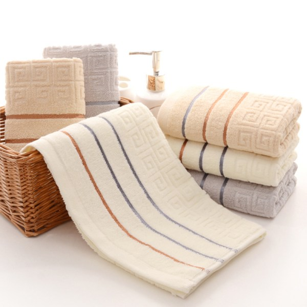 100 cotton thickened absorbent soft skin friendly antibacterial large bath towel adult love hotel shower cool 3