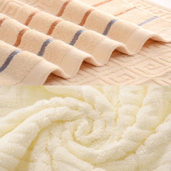 100 cotton thickened absorbent soft skin friendly antibacterial large bath towel adult love hotel shower cool 5