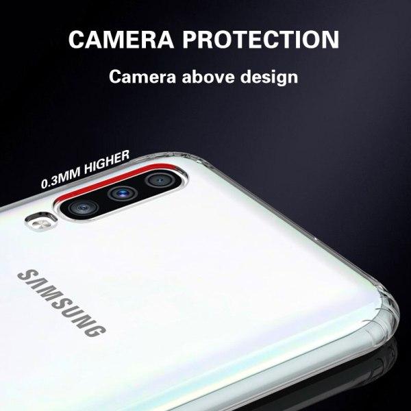 Clear Soft TPU Case For Samsung Galaxy A50 A30 A20 A10 A70 A40 A60 A80 A90 5