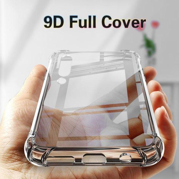 Clear Soft TPU Case For Samsung Galaxy A50 A30 A20 A10 A70 A40 A60 A80 A90