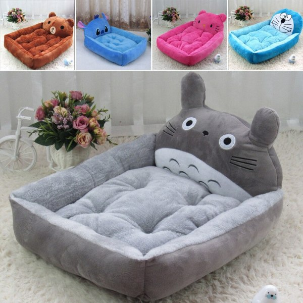 PP Cotton Kennels Cat House Dog Pad Teddy Mats Big Blanket Supplies Cute Pet Dog Bed