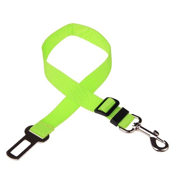 Pet Dog Adjustable Safety Seat Belt Nylon Pets Puppy Seat Lead Leash Dog Harness Vehicle Seatbelt 1