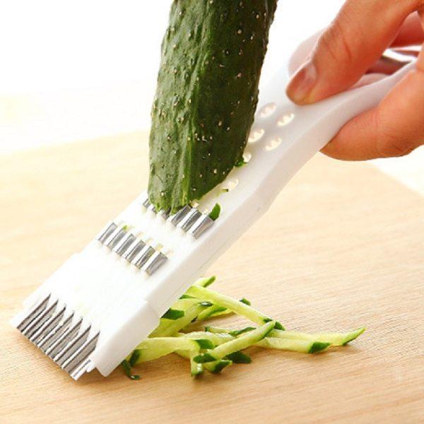 TTLIFE 2019 Garlic Grater Potato Peeler Kitchen Gadgets Cucumber Carrot Slicer Graters Vegetables Cutter Fruit Vegetable