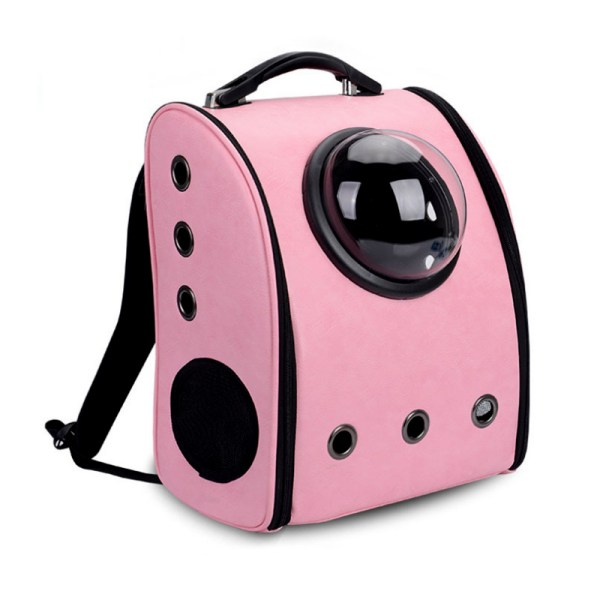 The capsule bag carrying pet cat breathable outdoor portable packaging bag dasyure pets puppy travel backpack 4