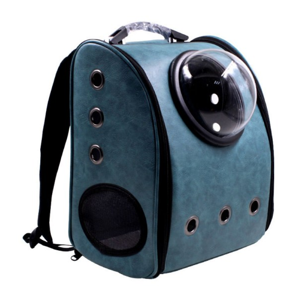 The capsule bag carrying pet cat breathable outdoor portable packaging bag dasyure pets puppy travel backpack 5