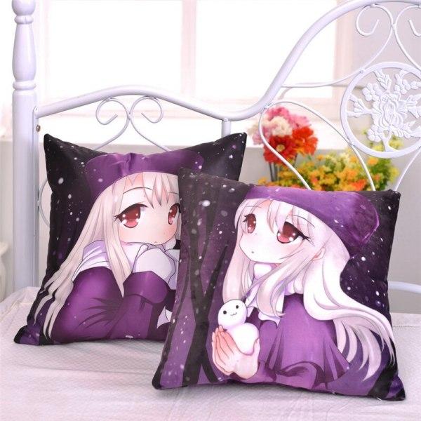 Japanese Anime Fate Kaleid liner Prisma Illya Hugging Pillow Body Back Cushion For Bedroom Home