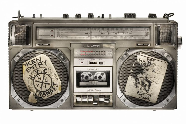 boombox-project-1
