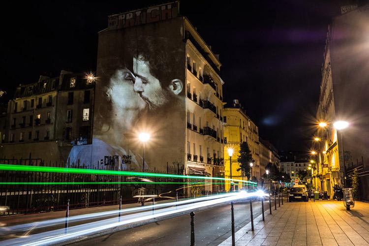 KARINE + DANIEL // #le-baiser