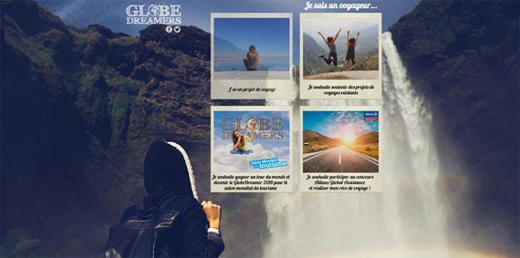 globe dreamers