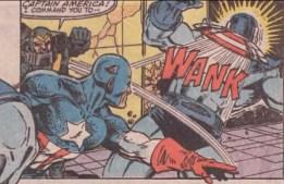 Captain Wank