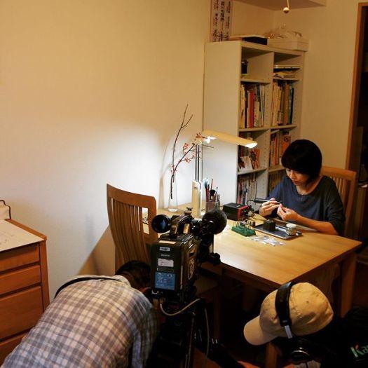 NHK WORLD TV「TOKYO EYE 2020」で紹介されました