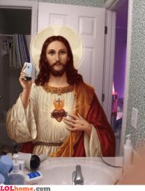 jesus-selfie