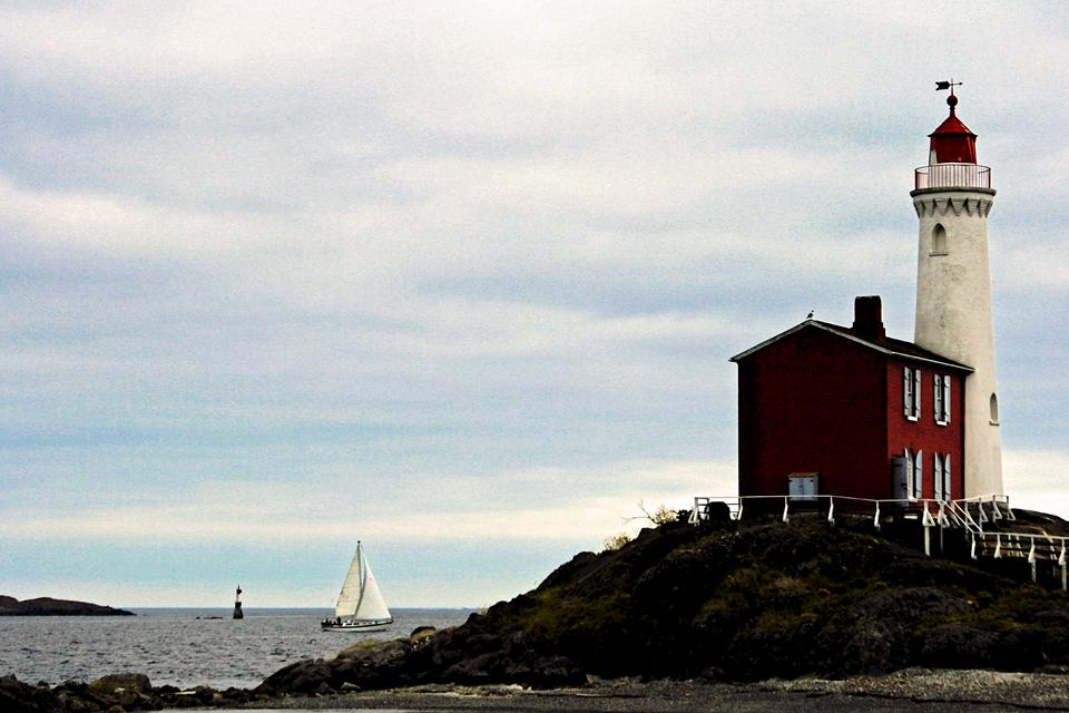 № 20 – Fisgard Lighthouse, British Columbia, Canada