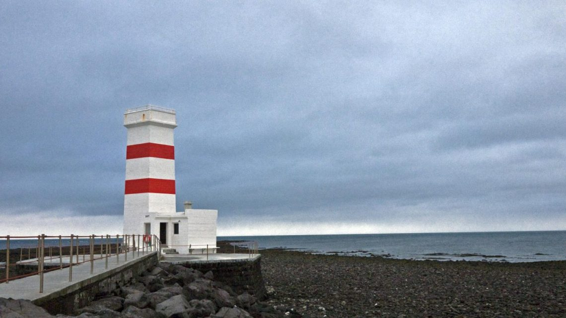 Gardur lighthouse