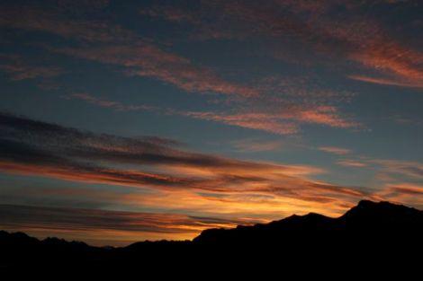 Sunset on Fitz Roy