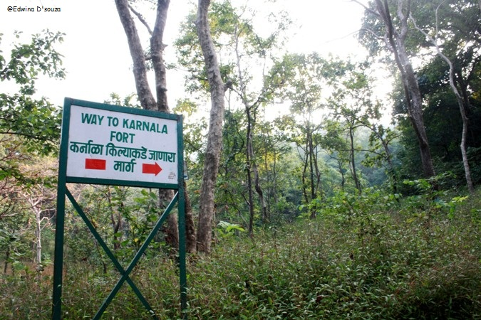 Karnala Fort trek - karnala bird sanctuary