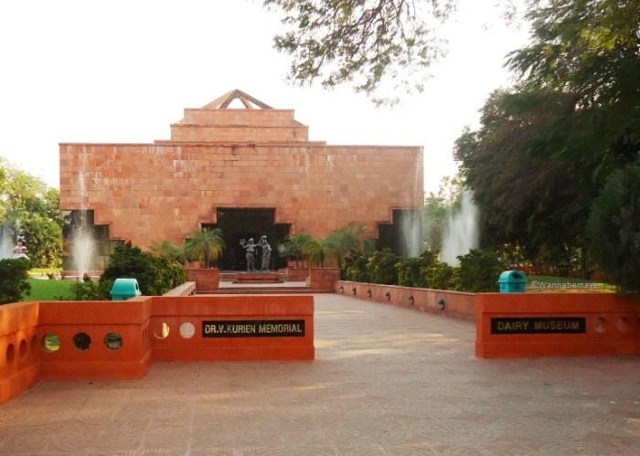 Amul Dairy Museum
