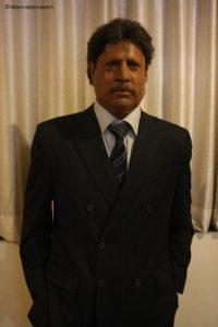 Kapil Dev - celebrity wax museum