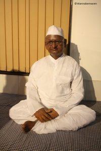 Anna Hazare - Local Political activitist - celebrity wax museum