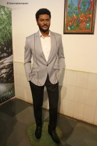 Prabhu Deva - Actor - celebrity wax museum