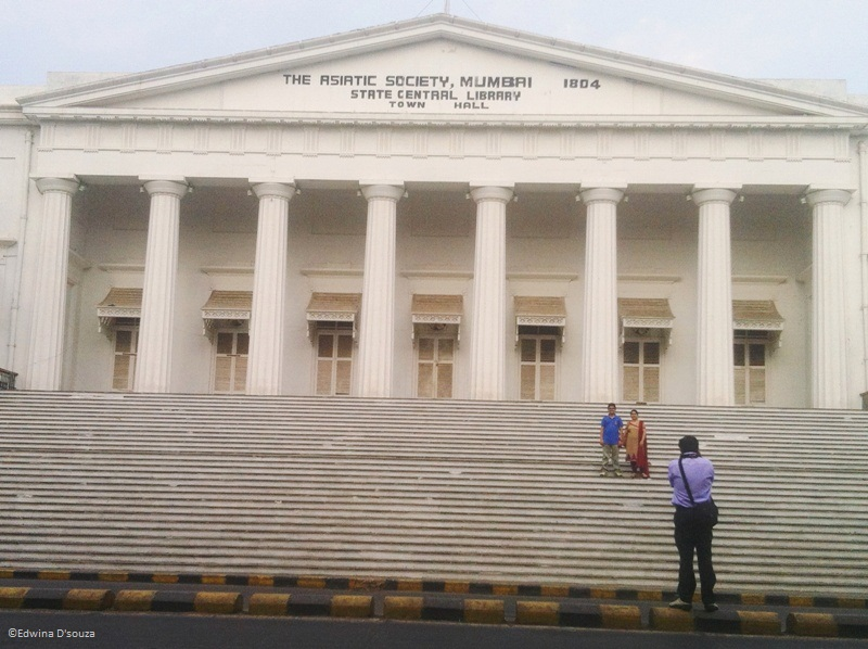 Asiatic Society Town Hall, Mumbai