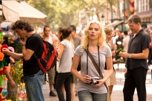 Scarlet Johanson in Vicky Christina Barcelona - travel films