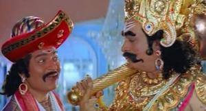 Asrani in Taqdeerwala - bollywood sidekicks