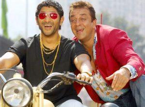Circuit and Munnabhai - bollywood sidekicks