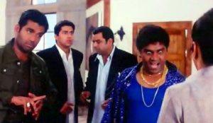 Johny Lever played  Chhota Chhatri - bollywood sidekicks