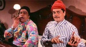 Robert and Bhalla - bollywood sidekicks
