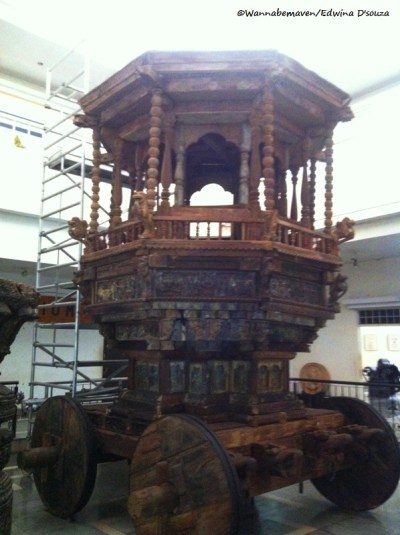 Rath at Goa State Museum