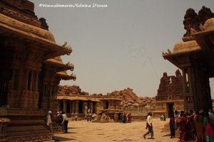 Vijayanagara Empire - Hampi unesco world heritage site