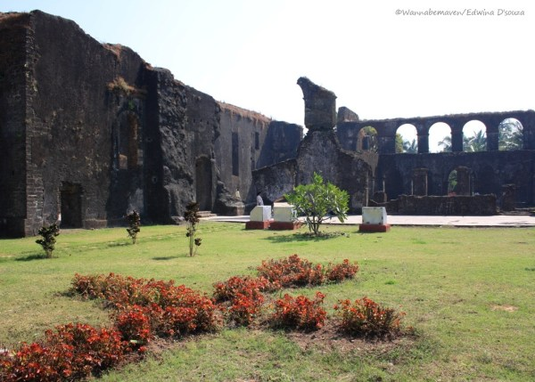Dominican Monastery - Daman travel guide
