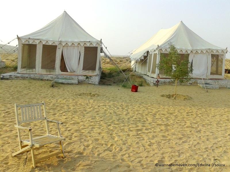 Prince Desert Camp - best desert camp in jaisalmer