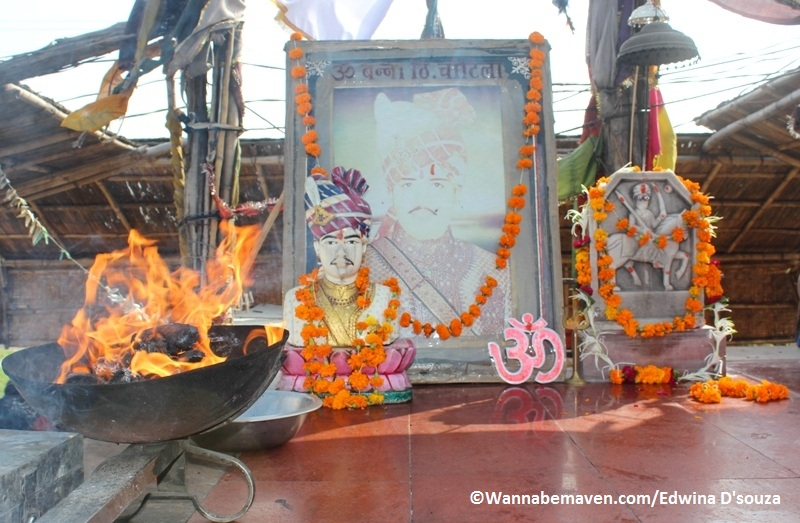 Om Banna Temple Pali - Bullet Baba - Jodhpur