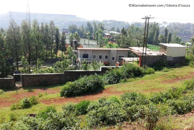villa stay in Panchgani