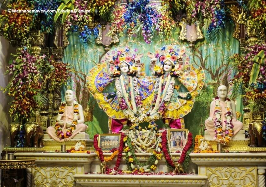 Iskon temple Vrindavan - Temples in Mathura Vrindavan