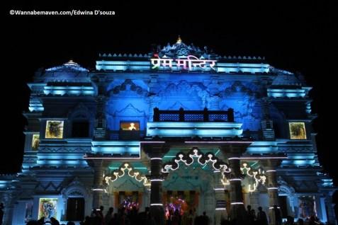 Temples in Mathura Vrindavan