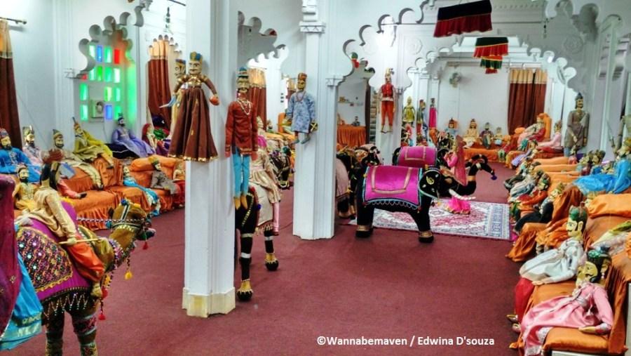 Bagore ki haveli (2) -budget trip to Udaipur