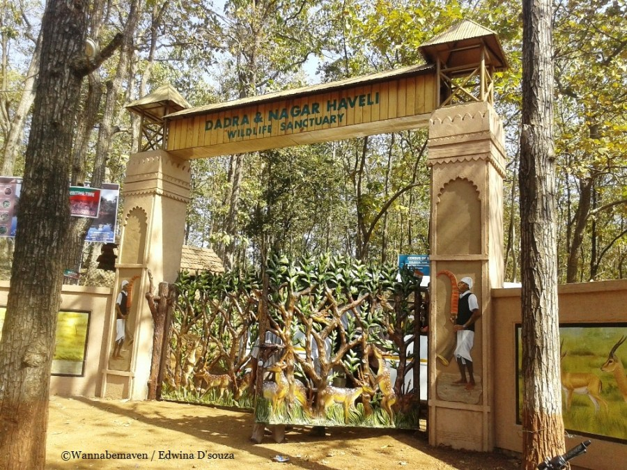 Deer Sanctuary-mumbai weekend getaway silvassa