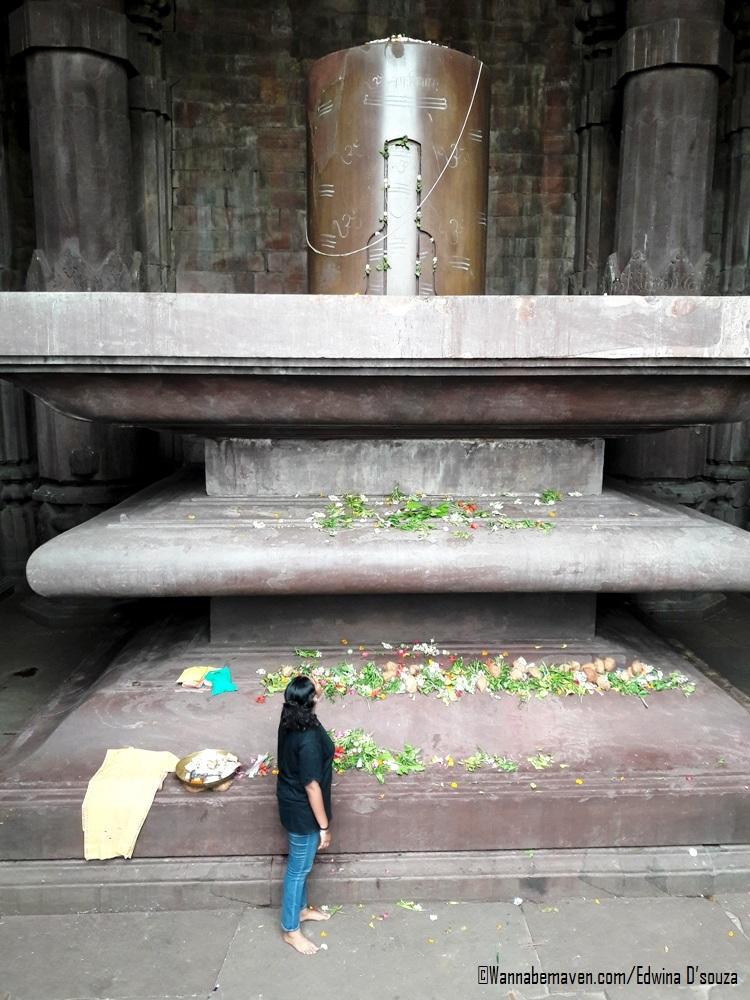 Bhojeshwar temple-shiva lingam-Bhojpur temple bhopal