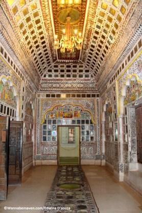 museum and ziplining at Mehrangarh fort jodhpur