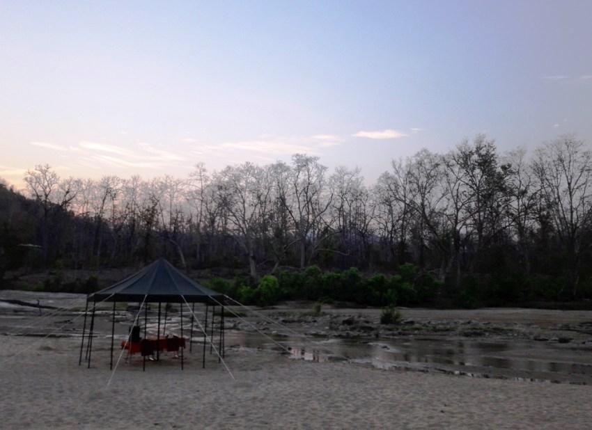 satpura-under-canvas-Satpura tiger reserve