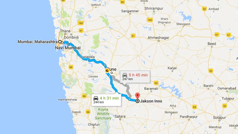 mumbai-phaltan route