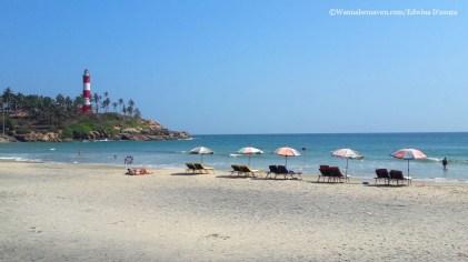 Kovalam beach-kerala kanyakumari trip